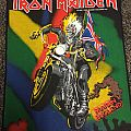 Iron Maiden Maiden England BP Official Patch