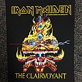 Iron Maiden The Clairvoyant BP Iron Maiden Holdings Patch