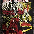 Iron Maiden Number of The Beast BP. Patch