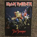 The Trooper Iron Maiden Holdings Patch