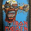 Iron Maiden Can I Play With Madness BP Patch