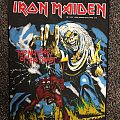 Iron Maiden Number of the Beast Official BP 1982 Patch