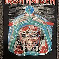 Iron Maiden Ace's High Back Patch IM Holdings 1984