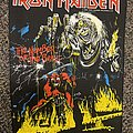 Iron Maiden Number of the Beast Back Patch 1982 IM Holdings