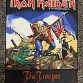 Iron Maiden Trooper Backpatch