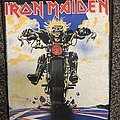 Iron Maiden Don't Walk Back Patch IM Holdings 1989