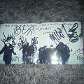 Slipknot self titled signed album booklet Tape / Vinyl / CD / Recording etc
