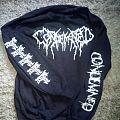 Condemned XL New standard elite print desecrate the vile crew neck jumper TShirt or Longsleeve