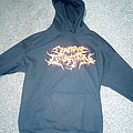 Xl cerebral incubation logo hoodie Hooded Top