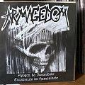 Armagedom - Tape / Vinyl / CD / Recording etc - ARMAGEDOM - apogeu da insanidade - crepúsculo da humanidade - EP