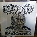 Exulceration  Putrid Offal - Tape / Vinyl / CD / Recording etc - Exulceration / Putrid Offal Split LP