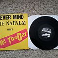 Sore Throat - never mind the napalm LP