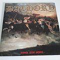Bathory - Tape / Vinyl / CD / Recording etc - Bathory - blood fire death LP