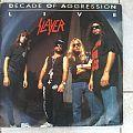 Slayer - Tape / Vinyl / CD / Recording etc - SLAYER - decade of aggression live - Double LP 1992