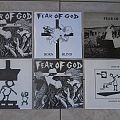 Fear of God EPs + LPs