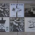 Fear Of God - Tape / Vinyl / CD / Recording etc - Fear of God EPs + LPs