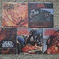 Dead Infection - Tape / Vinyl / CD / Recording etc - Dead Infection LPs