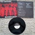 Varukers - Tape / Vinyl / CD / Recording etc - Varukers - bloodsucker  LP