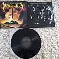 Benediction - subconcious terror LP