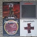 Haemorrhage - Tape / Vinyl / CD / Recording etc - Haemorrhage LPs (pt2)