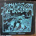 Armagedom - Tape / Vinyl / CD / Recording etc - ARMAGEDOM - silêncio fúnebre - LP - Rainbow Records, 1987