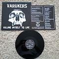Varukers - Tape / Vinyl / CD / Recording etc - Varukers - killing yourself  LP