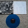 Varukers - Tape / Vinyl / CD / Recording etc - Varukers - murder  LP