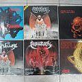 Sepultura - Tape / Vinyl / CD / Recording etc - Sepultura LPs