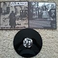 Varukers - Tape / Vinyl / CD / Recording etc - Varukers - how do you sleep? LP