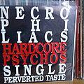 Necrophiliacs - Tape / Vinyl / CD / Recording etc - Necrophiliacs - hardcore psycho -EP