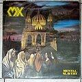 Mx - Tape / Vinyl / CD / Recording etc -  MX  – Mental Slavery - LP - Fucker Records , 1990 orig.