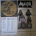 Anialator - Tape / Vinyl / CD / Recording etc - Anialator - anialator  - Pic LP