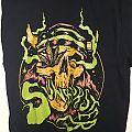 Sunburster 'Brunofsky smokin' skull' shirt