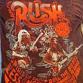 Rush Rock And Roll Hall of Fame T-Shirt