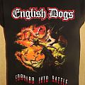 English Dogs Forward Into Battle T-Shirt