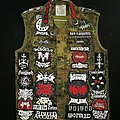 Flecktarn battle jacket