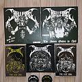Hellfire-10th Anniversary Comp 2CD+2Tapes+Patch Box Set - Tape / Vinyl / CD / Recording etc - Hellfire(CHN)-10th Anniversary Comp incl 2CD,2 tapes,2 pins,patch