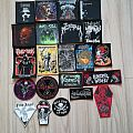 Overkill - Patch - Lot Of Patches