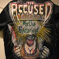 The Accüsed / The Accused Custom-Artwork Shirts by guitarist, Tommy Niemeyer