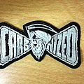 Carbonized Logo Patch