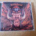 Motörhead- Sacrifice Tape / Vinyl / CD / Recording etc