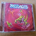 Massacre- From Beyond+Inhuman Condition EP 2016 Repress Tape / Vinyl / CD / Recording etc