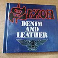 Saxon- Denim and Leather 2018