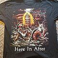 Immolation - Here In After TS Size XL TShirt or Longsleeve