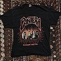 Pantera - TShirt or Longsleeve - Pantera Power Metal T-Shirt