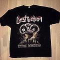 Destruction - TShirt or Longsleeve - Destruction Eternal Devastation T-Shirt