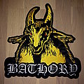 Bathory Back Patch