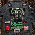 Psychedelic/Progressive/Hard Rock Battle Jacket in progress