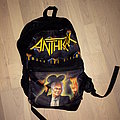 Anthrax Among the Living Back Pack