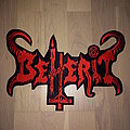 Beherit Back Patch